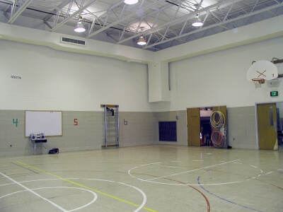 Gymnasium and School Cleaning