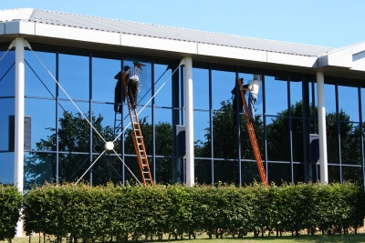Corporate Office Window Cleaning Services