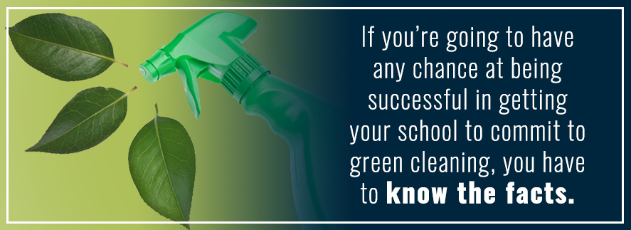 Facts about Green Cleaning