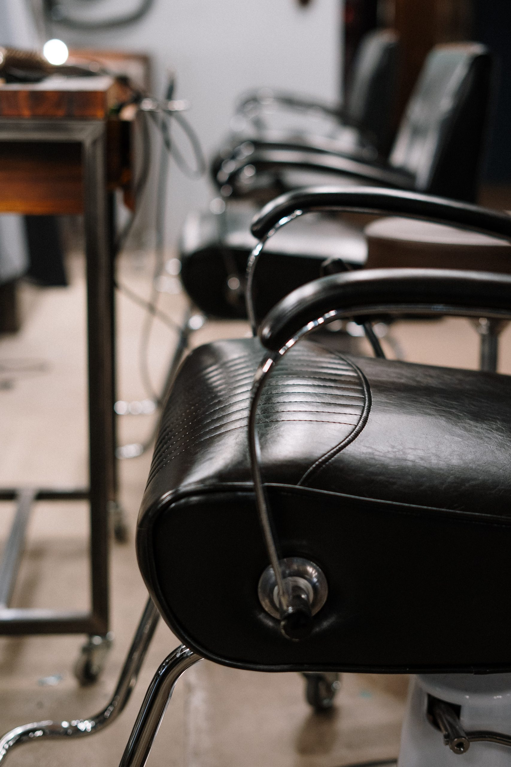 How to Disinfect Salon Chairs