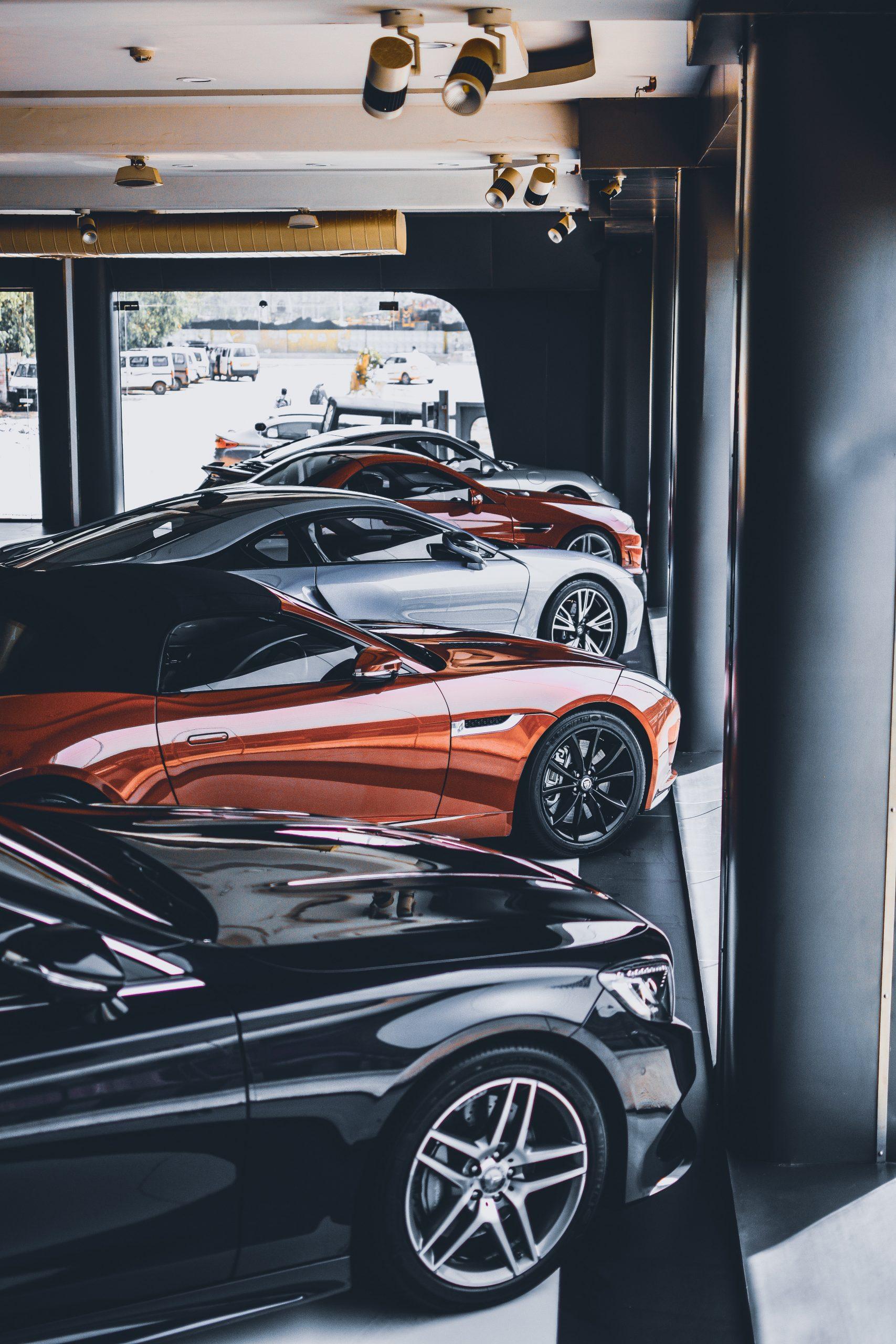 Car Dealership Janitorial